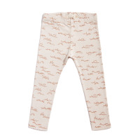 Leggings allover-print