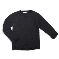 Woolmix knit sweater