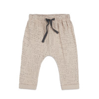 Textured baby pants AOP - SOLD OUT