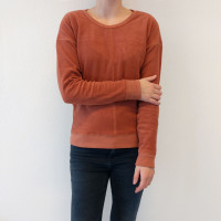 Frotté sweater for adults - L.E.