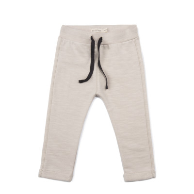 Kids sweat pants slub