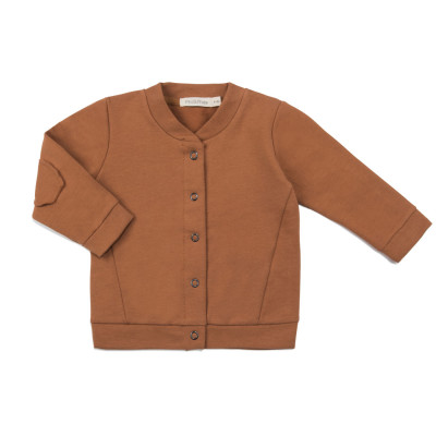 Baby sweat cardigan