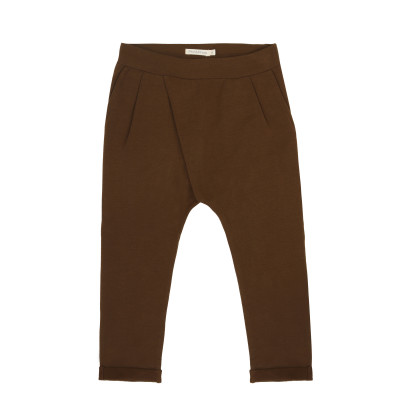 Fold-over chino