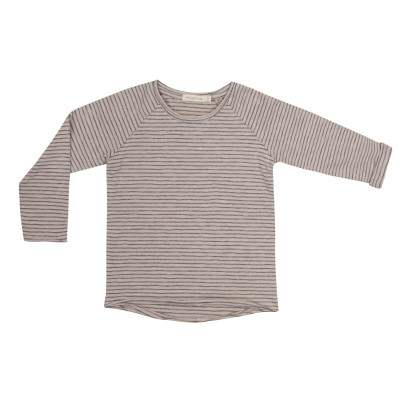 Raglan tee stripes l/s