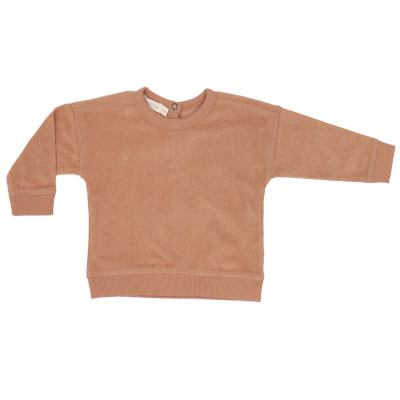 Frotté baby sweater