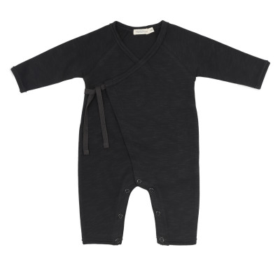 Cross-over newborn suit